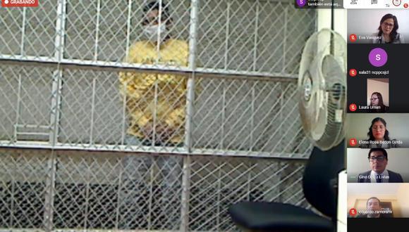 El Juzgado Colegiado Penal Permanente del Callao condenó a 15 años de cárcel para Miguel Coronado Ochoa por el delito de tentativa de feminicidio. (Foto: Poder Judicial)