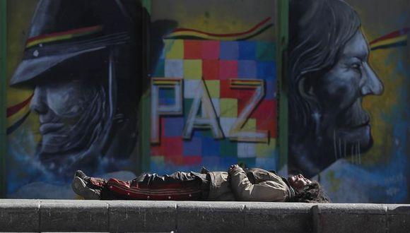 Coronavirus en Bolivia | Ultimas noticias | Último minuto: reporte de infectados y muertos sábado 27 de junio del 2020 | Covid-19 | (Foto: EFE/Martin Alipaz).