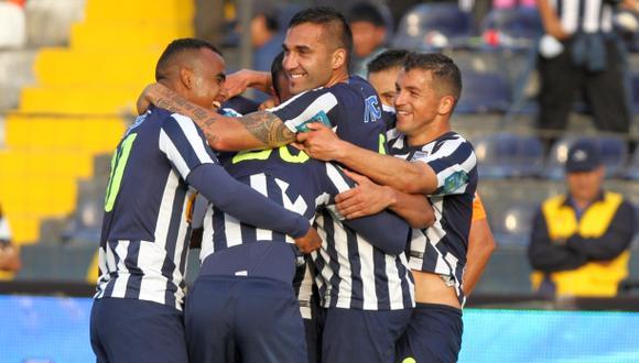 La Noche Blanquiazul: Alianza Lima jugará con Fénix de Uruguay