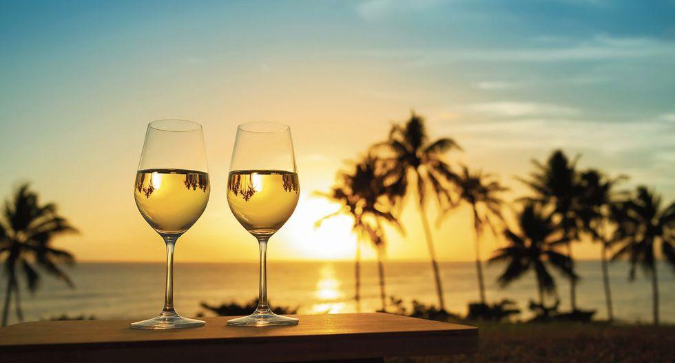 Este fin de semana  es ideal tener las copas listas para disfrutar de las bebidas más sofisticadas del verano.