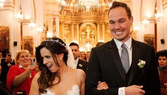 Vanessa Terkes y George Forsyth se casaron en agosto del 2018. (Foto: Instagram)