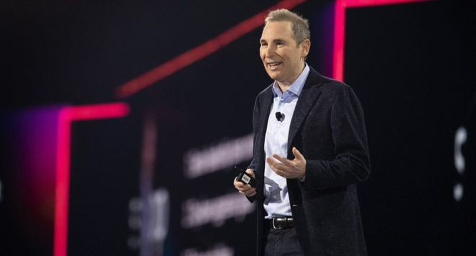 Andy Jassy dirige la división más productiva de Amazon. (Foto: AWS)