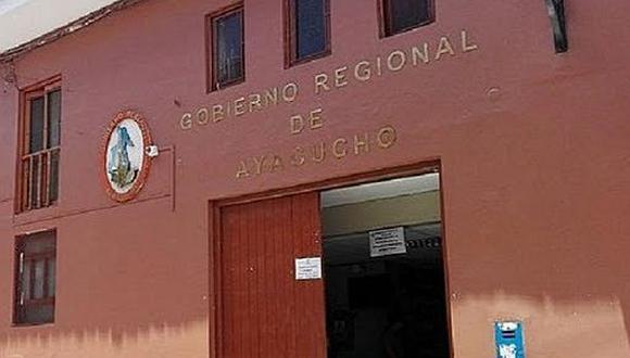 Ayacucho: gobierno regional pide renuncia de Manuel Merino y su gabinete (Foto referencial).