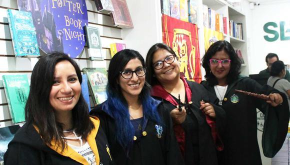 Harry Potter Book Night: Los 'Potterheads' en el Perú tienen la oportunidad de participar en la celebración mundial de la obra de J.K. Rowling. (Foto: SBS Librería)