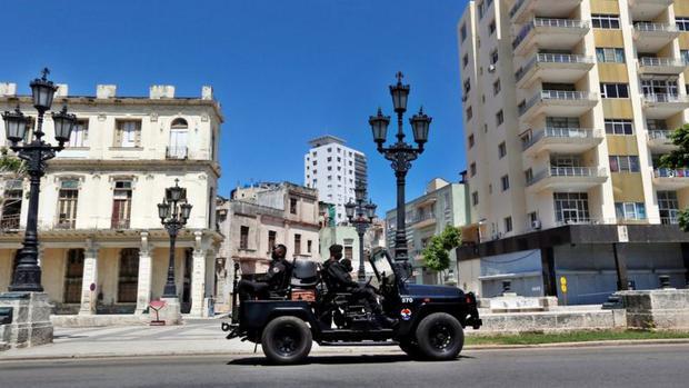 Las autoridades cubanas niegan que haya desaparecidos tras las protestas. (EPA).