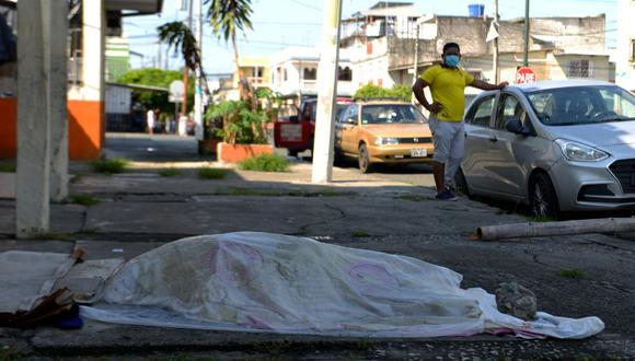 Los sistemas de salud en América Latina aún tienen muchas carencias. (Foto: Str / Marcos Pin / AFP)
