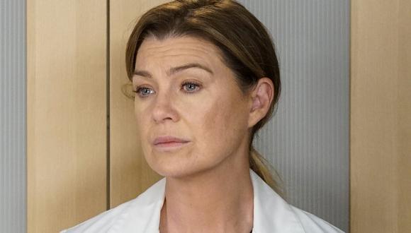 """Ellen Pompeo habló sobre la posibilidad de la temporada 18 de """"Grey's Anatomy"""" (Foto: ABC)"""