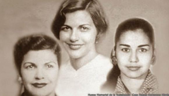 Las hermanas Mirabal se convirtieron en símbolo de la causa contra la violencia de género. (Foto: CASA MUSEO HERMANAS MIRABAL)