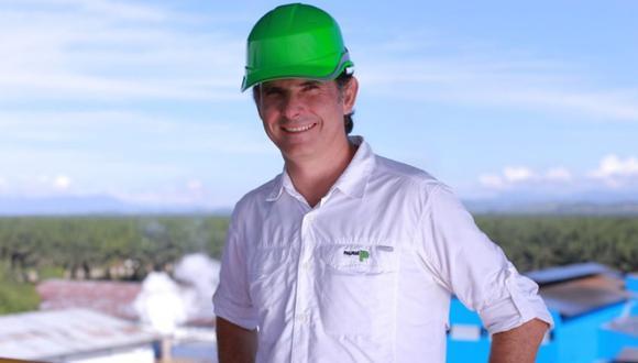 """""""El objetivo de Palmas es refinar el 100% de su materia prima"""", señala Renzo Balarezo, CEO de la firma peruana (Foto: Grupo Palmas)"""