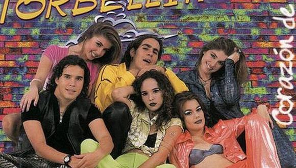 Torbellino se estrenó en 1997 y marcó a una generación con su drama juvenil. (Foto: Difusión).
