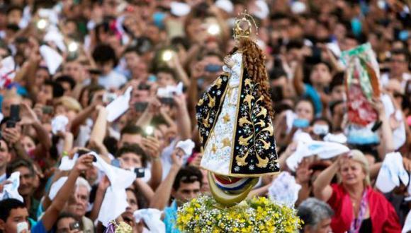 La virgen que inspiró la misa del Papa Francisco en Paraguay