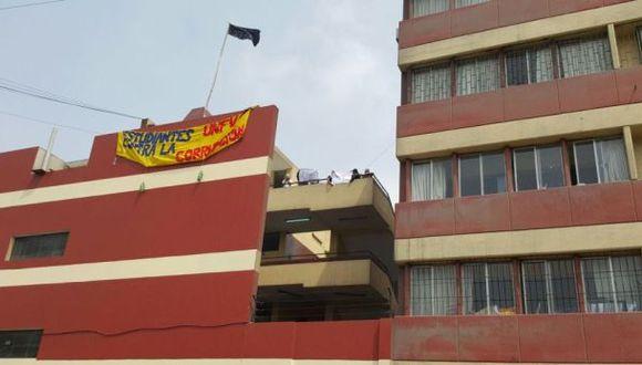 Universidad Villarreal: alumnos levantan la toma tras 12 días