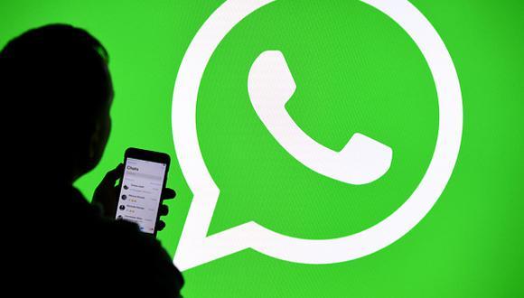 WhatsApp es una aplicación de mensajería instantánea y está disponible de manera gratuita para iOS y Android. (Getty)