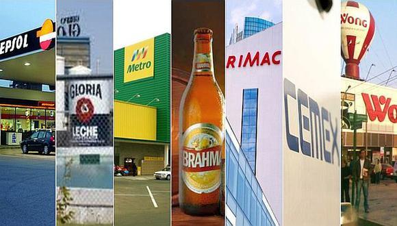 La guerra de empresas en el mercado peruano de la última década
