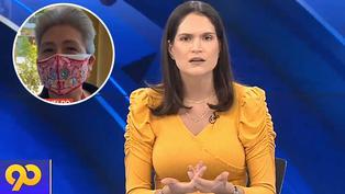 """Lorena Álvarez considera """"poco empáticas"""" las palabras de María Agüero sobre sueldos de congresistas"""