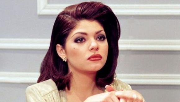 """Soraya Montenegro fue la antagonista de """"María, la del barrio"""", papel que le hizo ganar los aplausos y admiración del público. (Foto: Televisa)"""