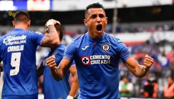 Cruz Azul vs. Necaxa se miden en la fecha 3 del Apertura 2021 de la Liga MX. (Foto: Twitter)
