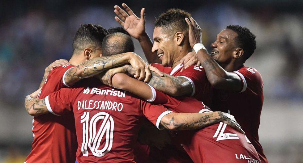 Internacional vs. Gremio: Paolo Guerrero y compañía quieren reencontrarse con el triunfo. (Facebook: @scinternacional)