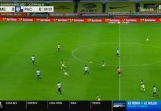 ¡Le pegó desde su campo! Richard Sánchez y el golazo para el América en la Liga MX   VIDEO