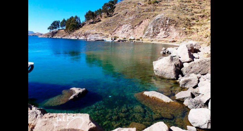Playa Chifron, Puno. (Foto: Chifron encanto)
