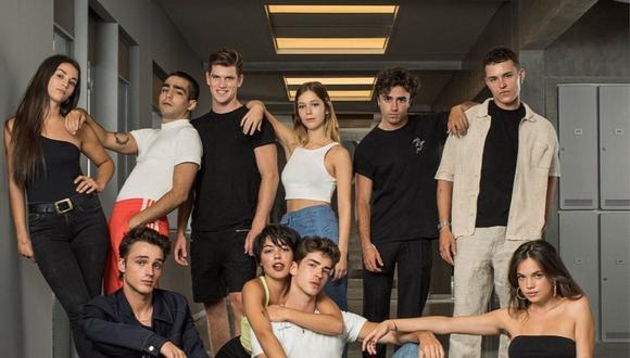 """Netflix anuncia quinta temporada de """"Élite"""". (Foto: @elitenetflix)"""