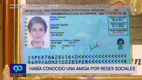 La Victoria: joven estudiante lleva cuatro días desaparecido