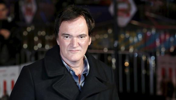 Quentin Tarantino. (Foto: Reuters)
