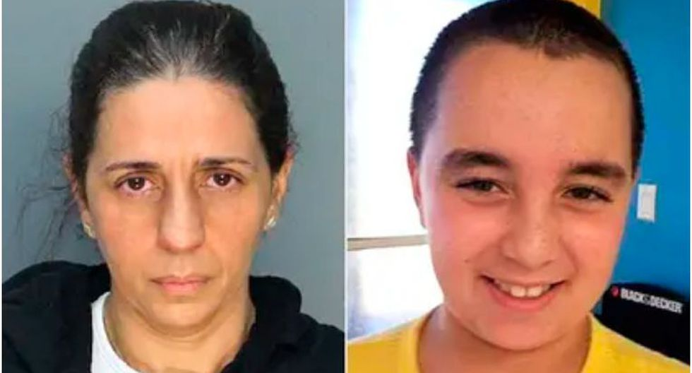 Un video de seguridad mostró que el jueves Patricia Ripley arrojó a su hijo Alejandro, de 8 años, a un canal, pero personas que estaban en el lugar lo rescataron, y una hora más tarde supuestamente lo empujó a un estanque, donde la policía halló el cuerpo sin vida del niño el viernes.