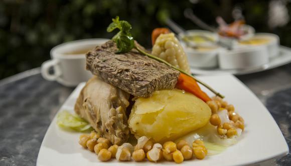 El sancochado deriva el puchero español y era un plato típico durante el Virreynato, / Foto: Víctor Idrogo