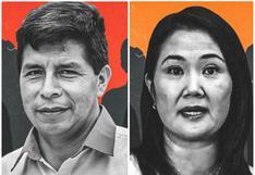 Encuesta Ipsos en Cuarto Poder:  Pedro Castillo lidera las preferencias con 42% y Fujimori alcanza 31%
