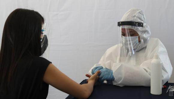 Coronavirus en Venezuela | Últimas noticias | Último minuto: reporte de infectados y muertos hoy, domingo 11 de octubre del 2020 | (Foto: EFE / Miguel Gutierrez).