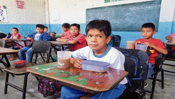 Cajamarca, la región con más usuarios de programas sociales