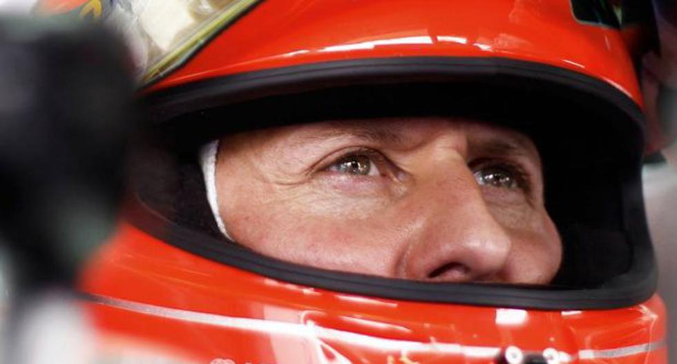 Michael Schumacher Facebook