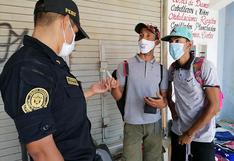 Piura: intervienen a más de 25 extranjeros que no contaban con documentación en regla