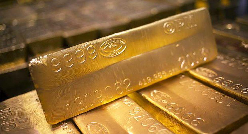 Los futuros del oro de Estados Unidos caían un 0.3% a US$ 1,577.20. (Foto: Reuters)