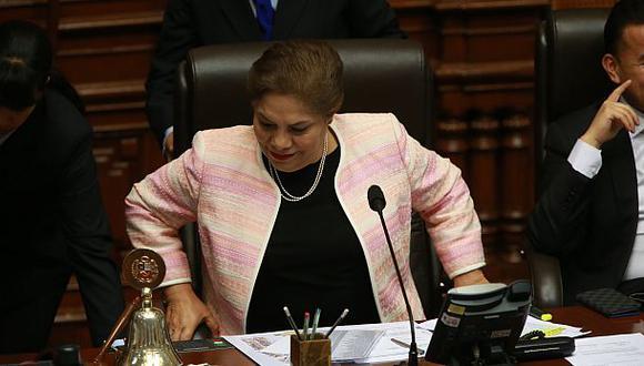 El Congreso ha desembolsado S/15 mlls. en órdenes de servicio