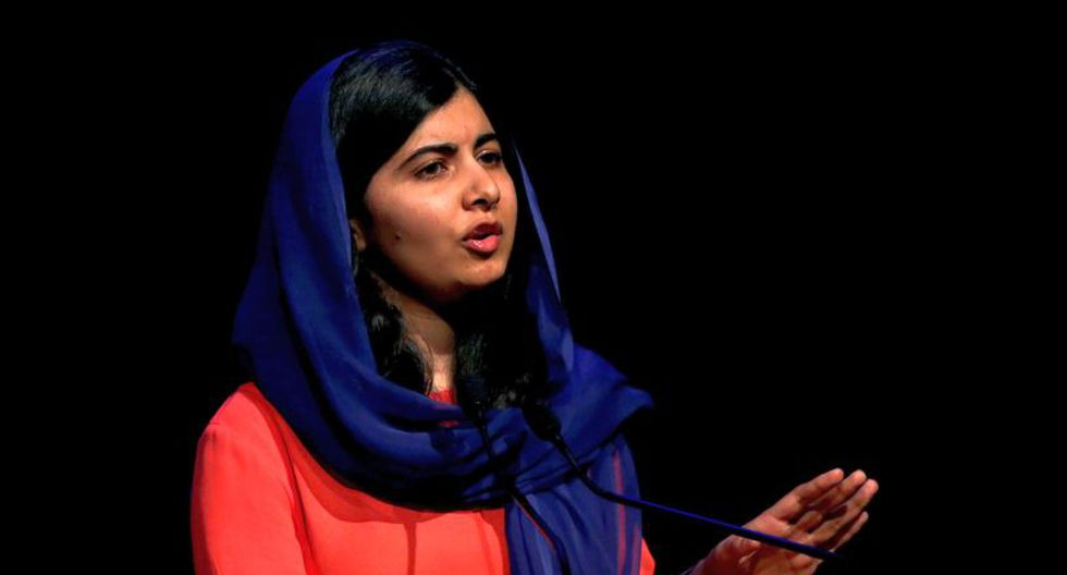 La Premio Nobel de la Paz, Malala Yousafzai. (Foto: EFE)
