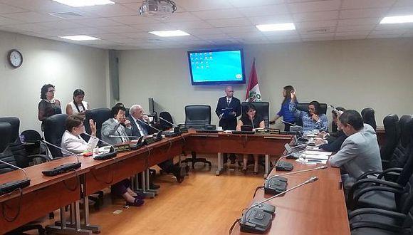 Castañeda no fue al Congreso tras cita por temas de transporte