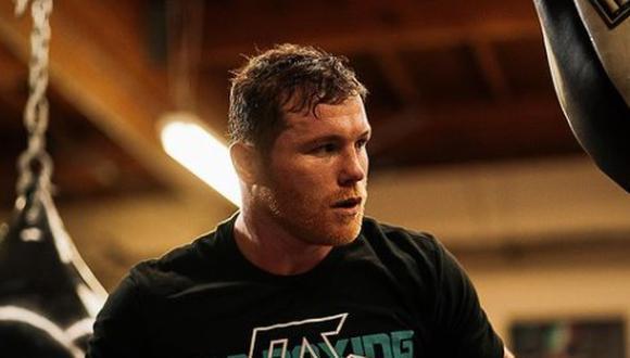 Boxeador Saúl Canelo Álvarez también destaca por sus negocios (Foto: Instagram @canelo)