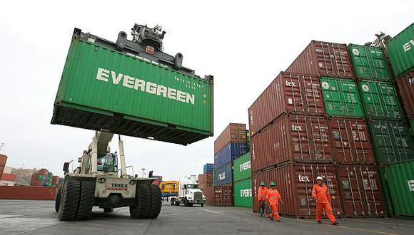 Se espera que las exportaciones peruanas alcancen una cifra cerca a los 50,000 millones de dólares. (Foto: El Comercio)