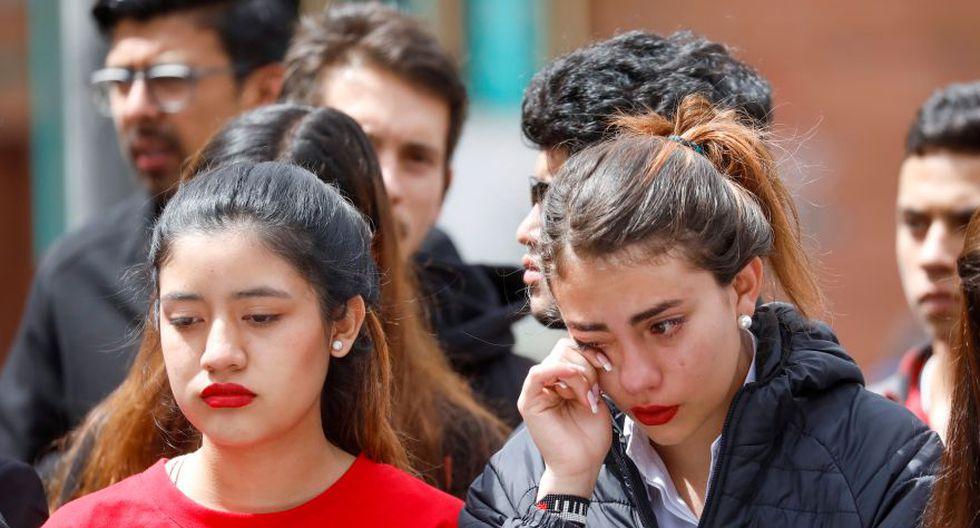 Los sindicatos y las organizaciones de estudiantes de Colombia anunciaron que intensificarán el miércoles la protesta contra las políticas económicas y sociales del Gobierno del presidente Iván Duque, en honor a Dilan Cruz. (Foto: Reuters).
