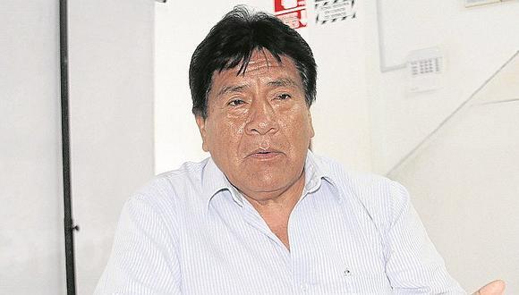 Con esta vez, Jacinto Purizaca desempeñó en tres ocasiones el cargo de alcalde Pimentel.(Foto: archivo/ GEC)