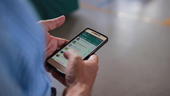 Los smartphones son objetos que casi todas las personas usan actualmente. (Foto: Pixabay)