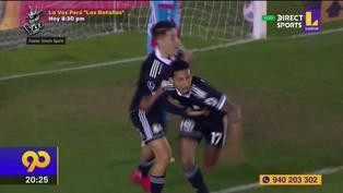 Copa Sudamericana: Sporting Cristal igualó con Arsenal y avanzó a cuartos de final