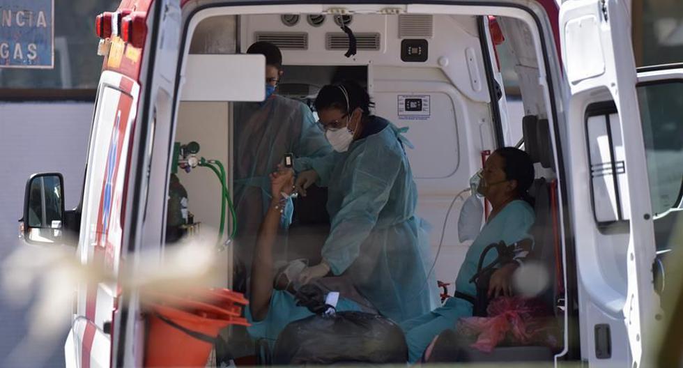 Coronavirus en Brasil | Últimas noticias | Último minuto: reporte de infectados y muertos hoy, miércoles 21 de octubre del 2020 | Covid-19 | (Foto: EFE/Andre Borges/Archivo).