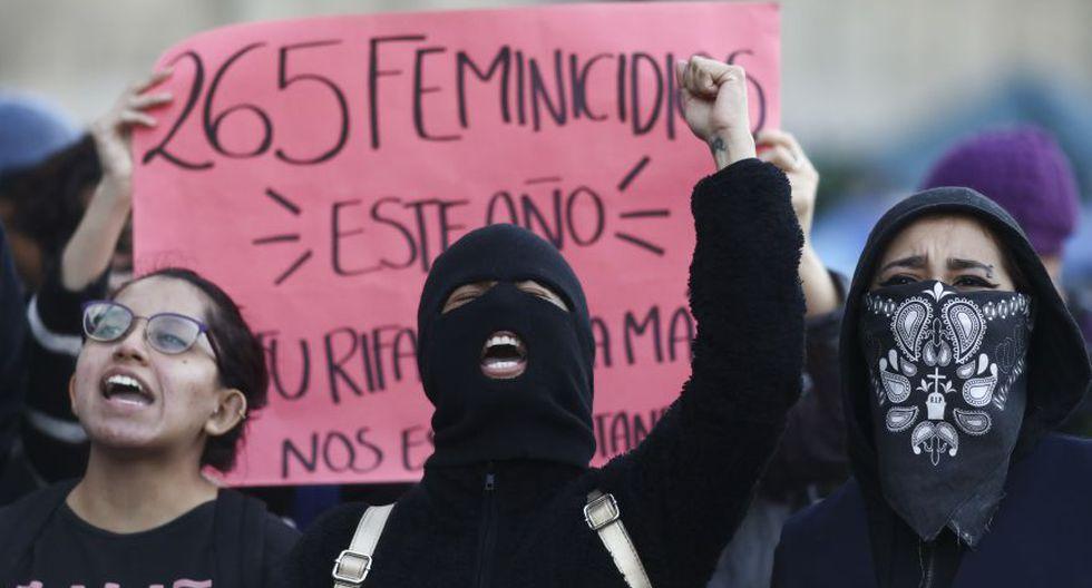 La marcha del 9 de marzo será en protesta por una escalada de violencia de género que conmociona al país mexicano. (Foto: Archivo/AP).