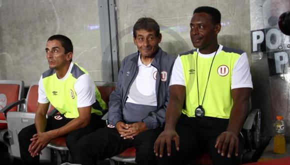 """Chale sobre Ruidíaz: """"Me alegra que se quede en el equipo"""""""