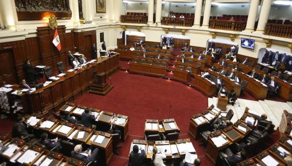 Son cinco las normas de carácter electoral que aprobó el Parlamento durante su primera legislatura. La convocatoria del proceso electoral debe realizarse hasta el 15 de julio, pero la representación legislativa puede introducir cambios hasta setiembre. (Foto: GEC)