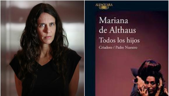 Mariana de Althaus (Foto: El Comercio)