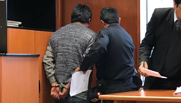 La información de esta sentencia fue emitida por el Ministerio Público en su página web   Foto: GEC / Referencial